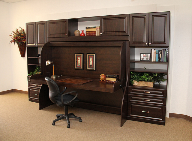 Why Your Home Office Needs A Murphy Bed