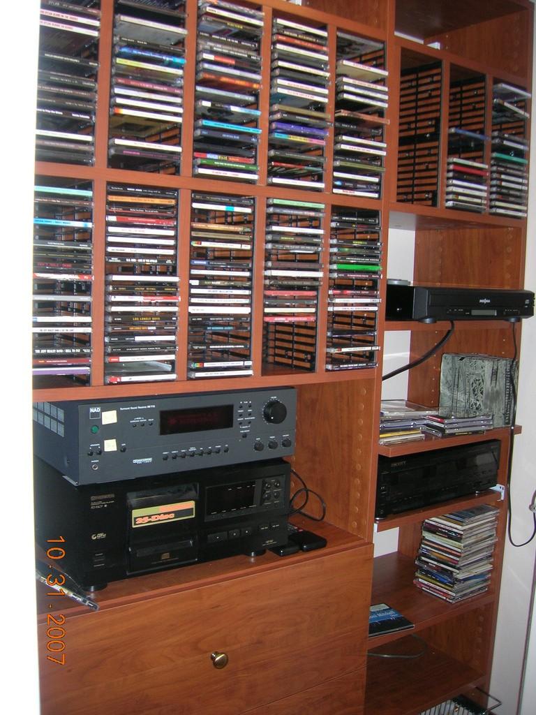 Custom Media Center Hilton Head, SC