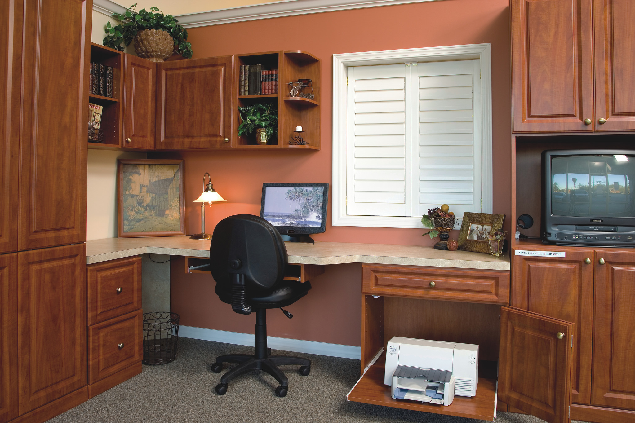 custom home office Hilton Head, SC