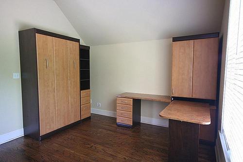 custom home office Bluffton, SC