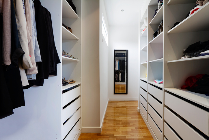 custom storage closets lowcountry