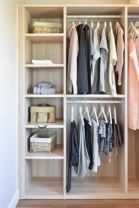 custom closet Hilton Head