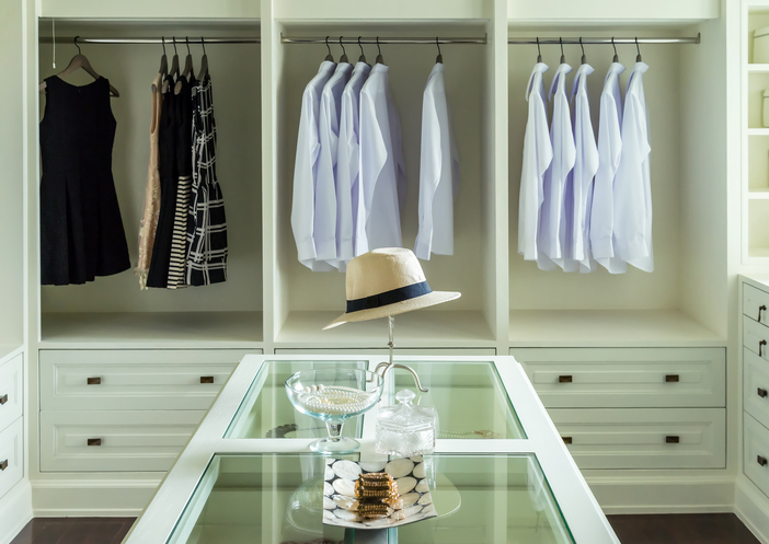 custom closets Hilton Head
