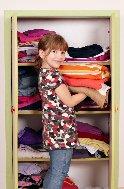 kids' closet organization Hilton Head