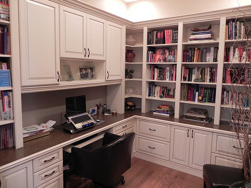 Custom Home Office Hilton Head
