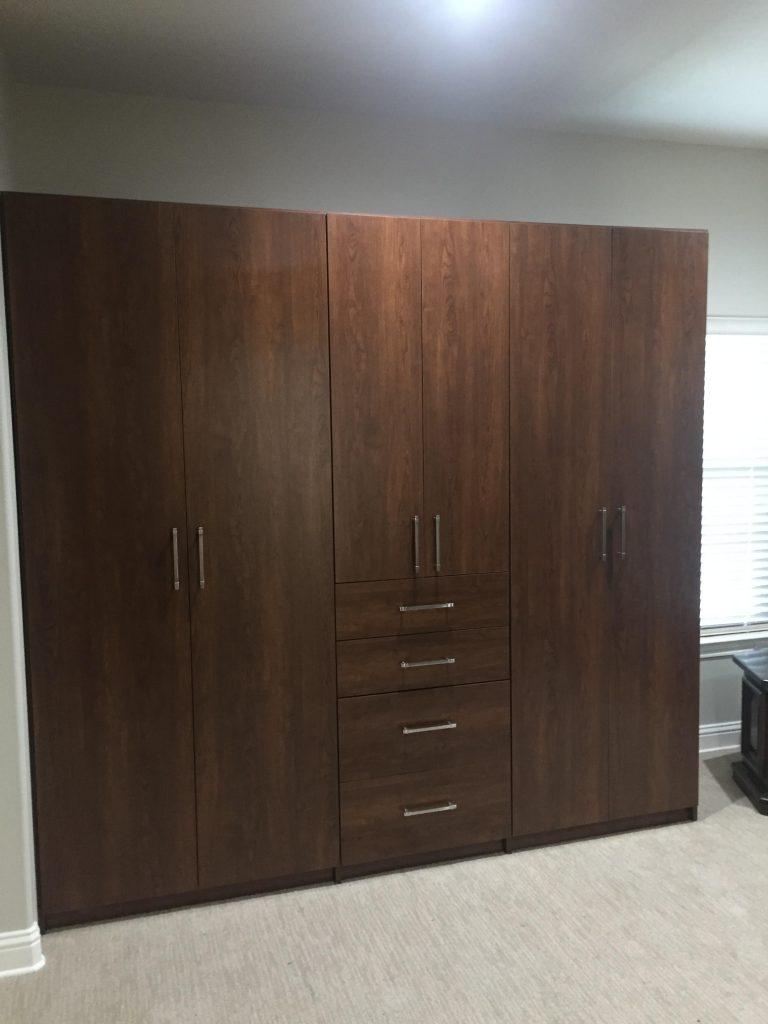 custom closet Houston