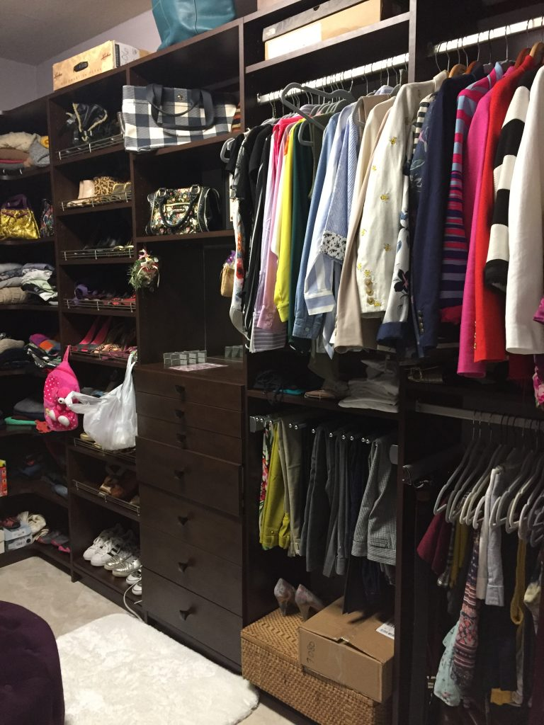 custom closet Cypress TX
