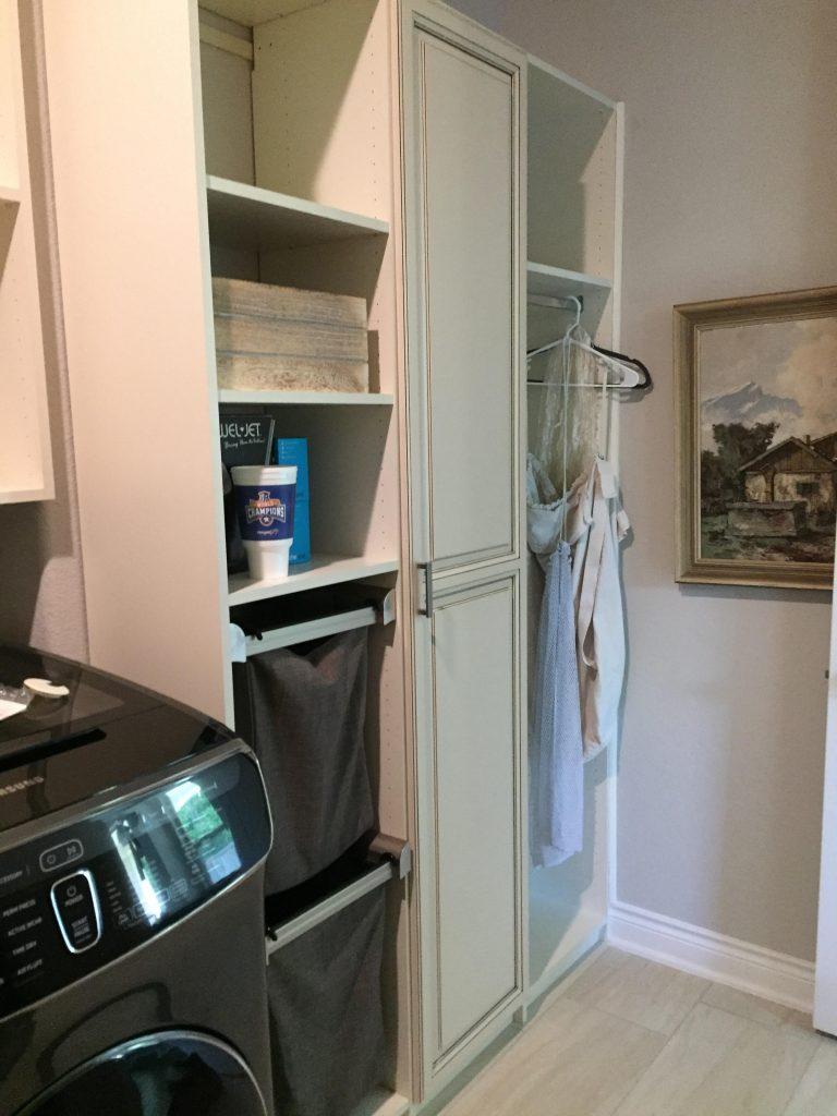 Houston laundry room storage