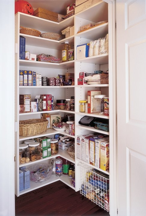 Custom Pantry Amp Shelving Ideas For Your Kitchen More