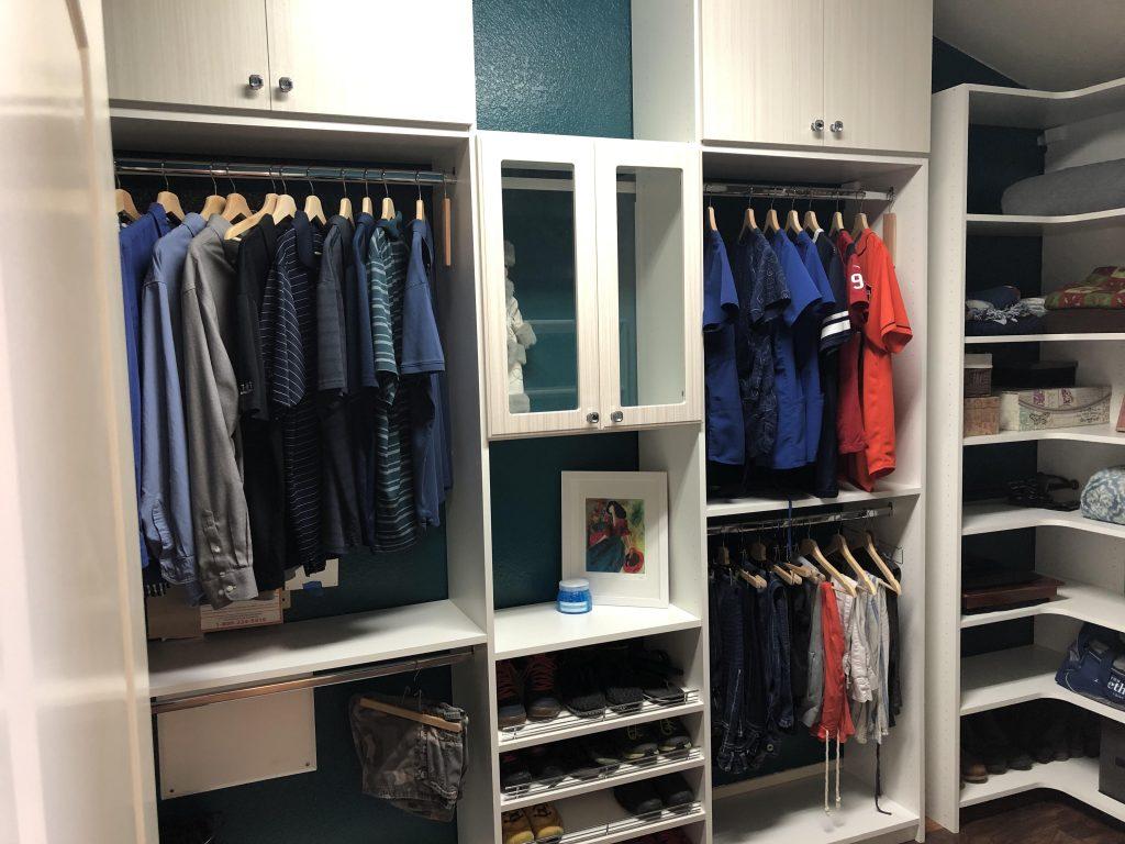 custom closet storage houston
