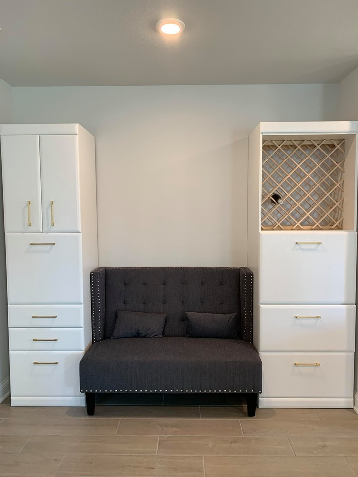 custom storage solutions more space place