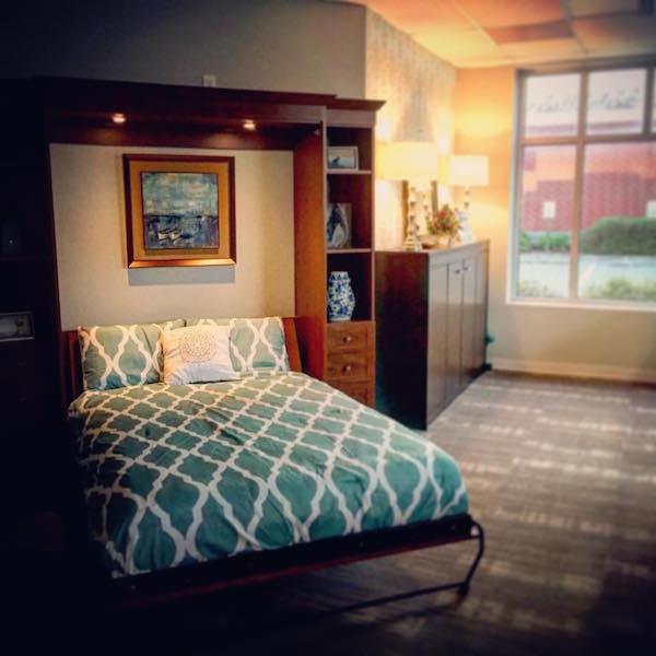 Murphy bed store models Mount Pleasant