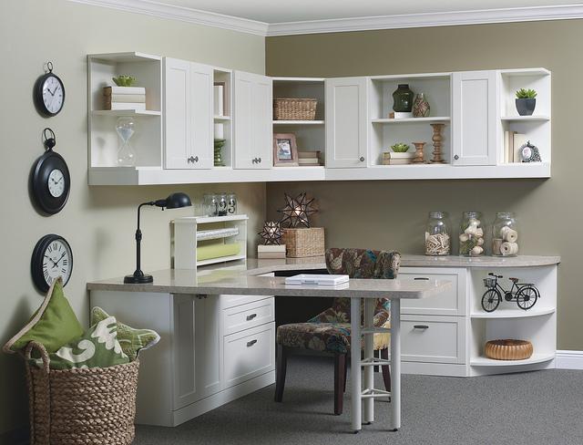 Custom Home Office Furniture.