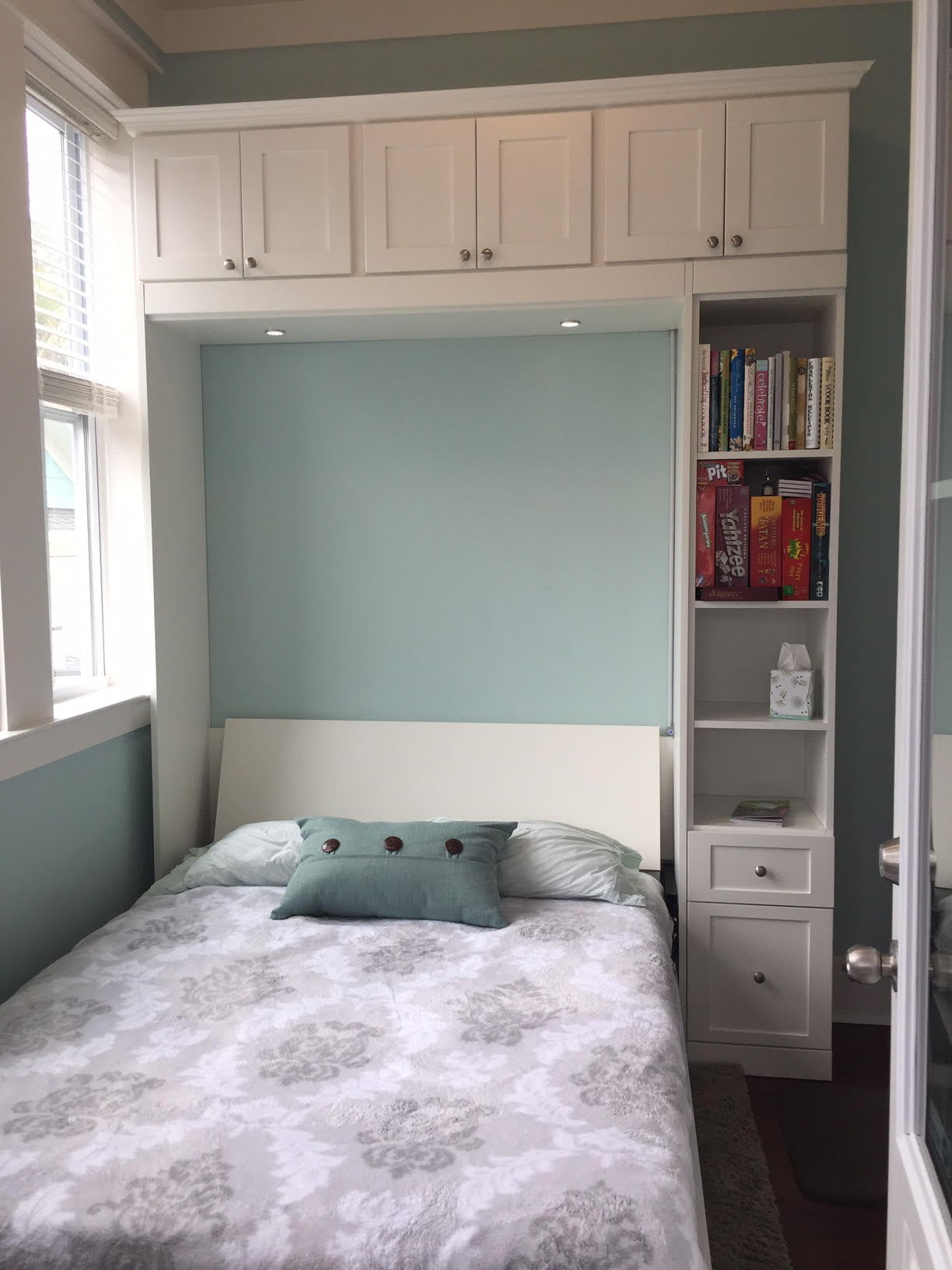 One Of A Kind Murphy Bed Images More Space Place Mt
