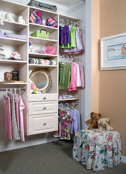 Custom closet for kids Charleston, SC