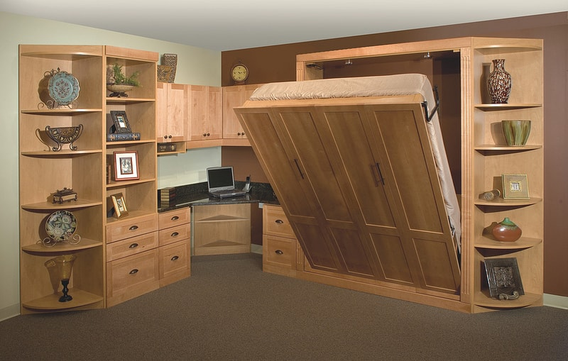 Murphy Bed vs. Sofa Wall Beds | Charleston More Space Place