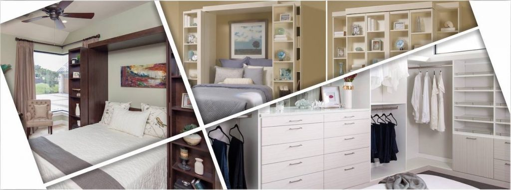 Charleston space-saving storage furniture and solutions