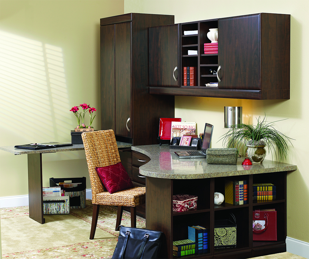 Home Office Storage Solutions More Space Place Myrtle Beach