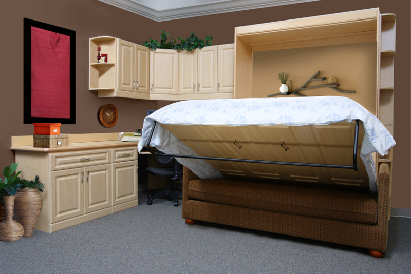 The 3 Best Rooms For Murphy Beds More Space Place Myrtle Beach