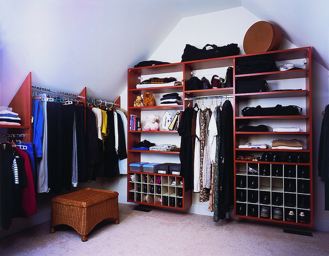 Awkward Closet Solutions