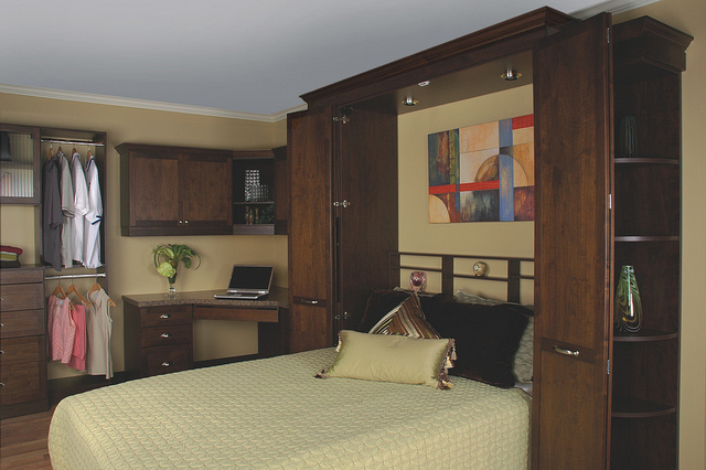 How A Murphy Bed Provides More Than A Place To Sleep