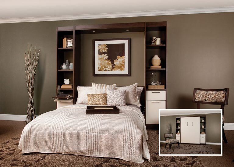 New Yorker panel wall bed Myrtle Beach