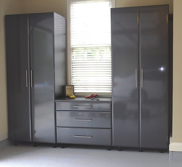 custom myrtle beach garage cabinets