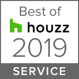 Best of Houzz award badge More Space Place Myrtle Beaxh