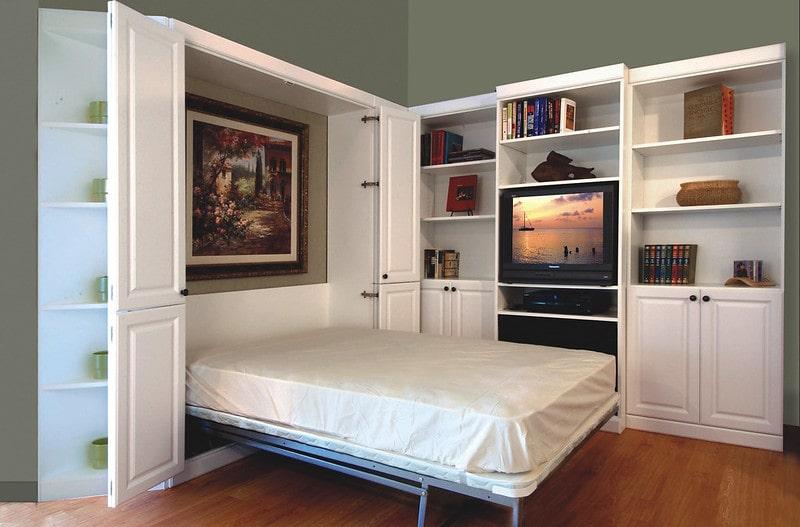 Murphy Bed Guest Bedroom Myrtle Beach