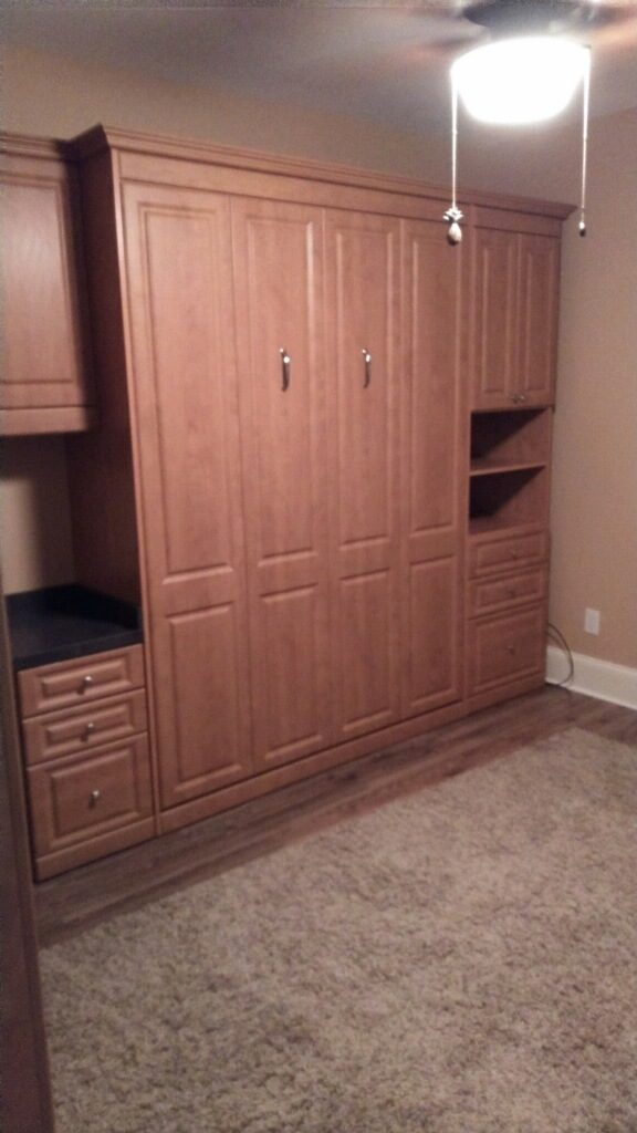 home office murphy bed in myrtle beach