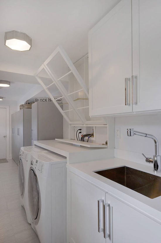 Make Laundry A Breeze With These Custom Storage Solutions More Space Place North Palm Beach