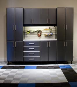 custom garage shelving wall cabinets storage racks u0026 other garage organizer solutions