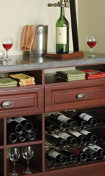 Custom Storage System Options For The Laundry, Pantry U0026 Utility Rooms ...