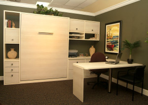 home office, penal bed and craft room