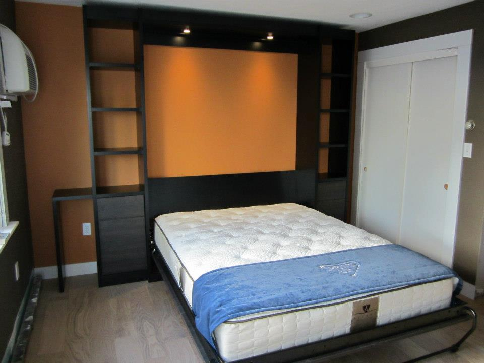 Murphy Bed in small condo