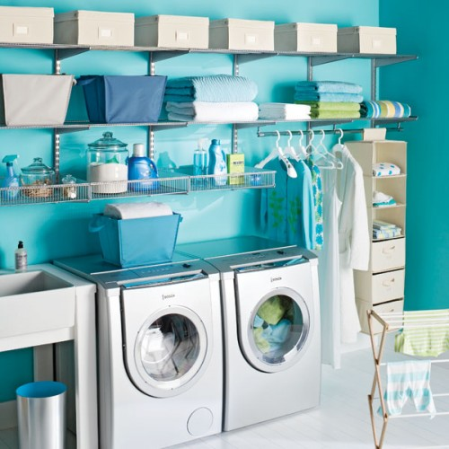 Tips To A Lovely Laundry Room