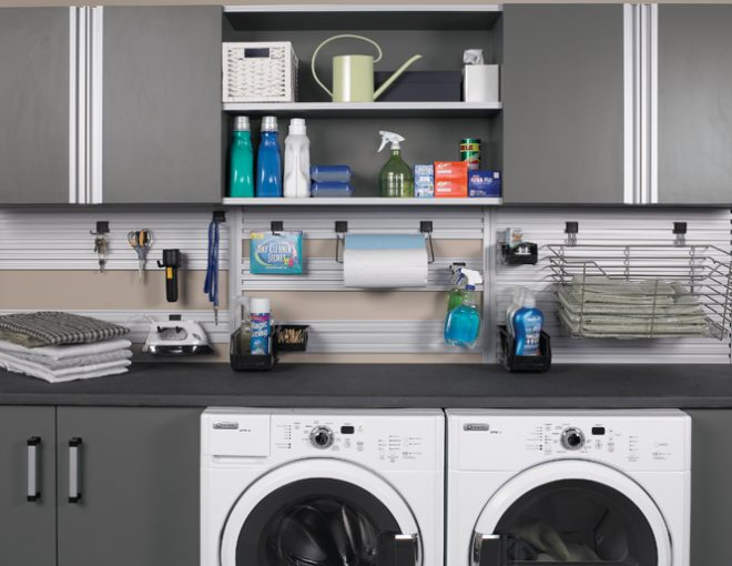 How To Organize My Clothes In My Laundry Room More Space Place