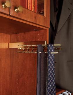 Necktie Rack