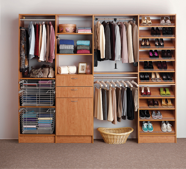 Custom Closet Organization Spring Cleaning Tips