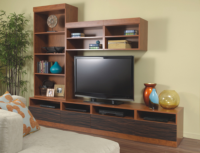 Custom Entertainment Units