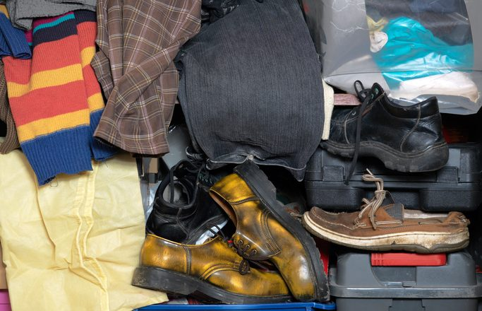 4 Tips For Your Closet Cleanout