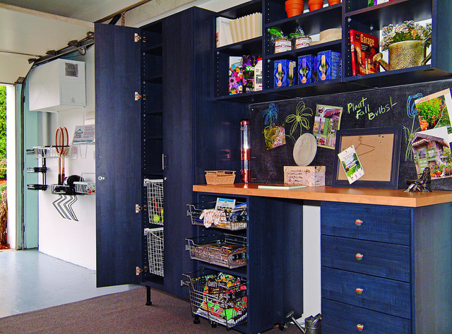 Garage Organization More Space Place