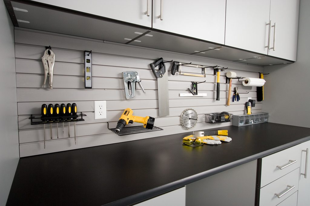 Tool Wall Storage More Space Palce