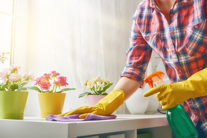 3 Spring-Cleaning Tips More Space Place