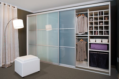 organized custom closet reach-in More Space Place