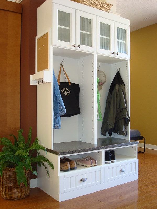 Clean Custom Room Organizer  - More Space Place