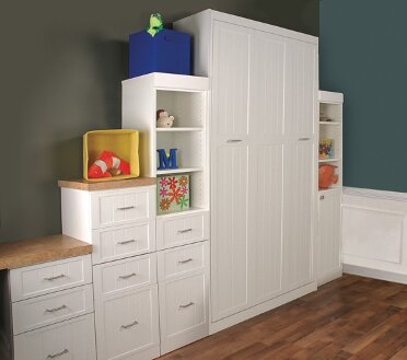 Kids Custom Wall Bed /Murphy Bed More Space Place