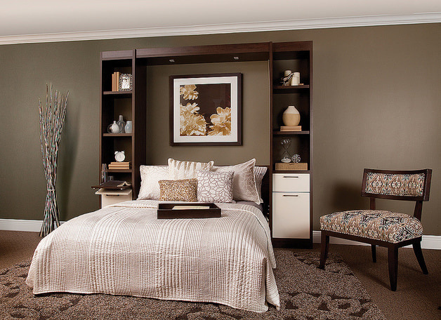 New Yorker wall bed
